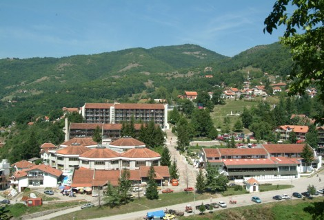 Prolom Banja Spa