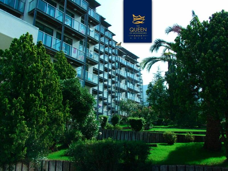 Hotel Queen of Montenegro Bečići