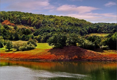 Bor Lake