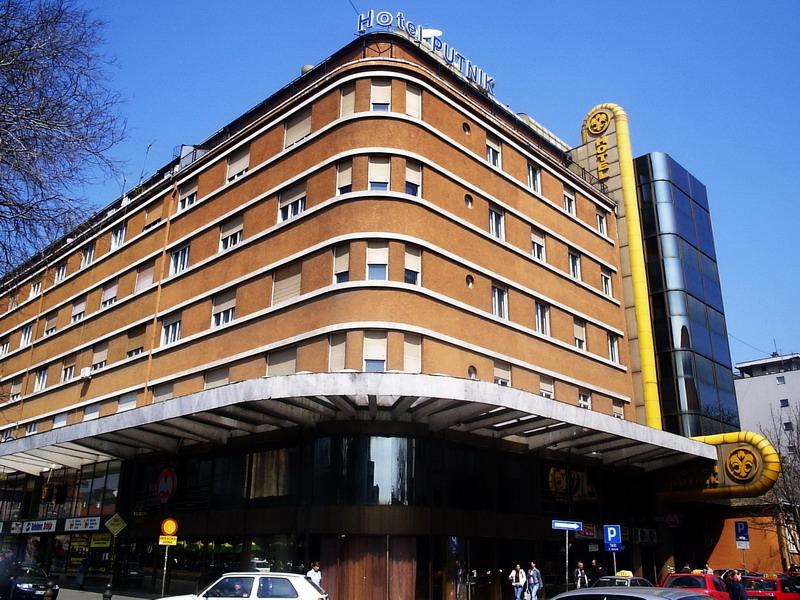 Putnik Hotel Novi Sad