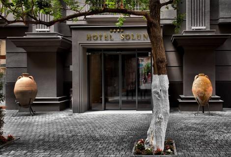 Solun Hotel Spa Skopje