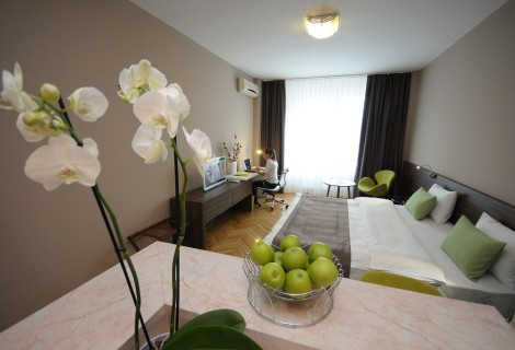 Adresa Hotel Suites and Superior rooms Belgrade