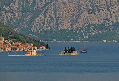 Hotel Conte Perast Kotor