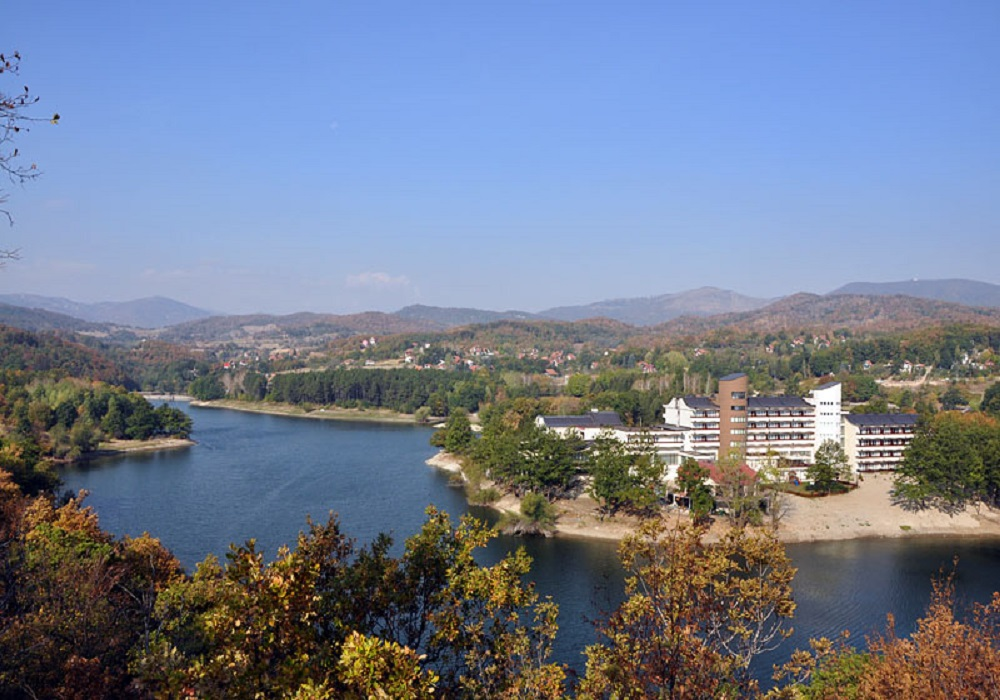 Jezero Hotel Bor Lake
