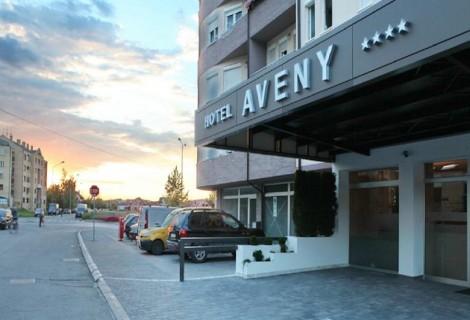Aveny Hotel Cacak