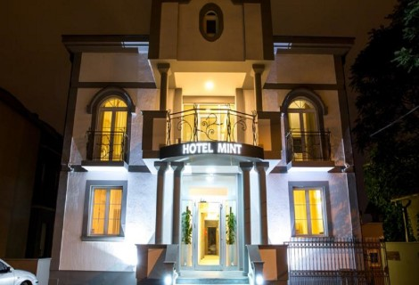 Mint Hotel Belgrade