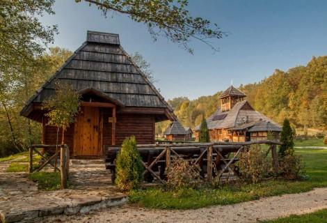 Kotromanicevo Traditional Settlement Doboj