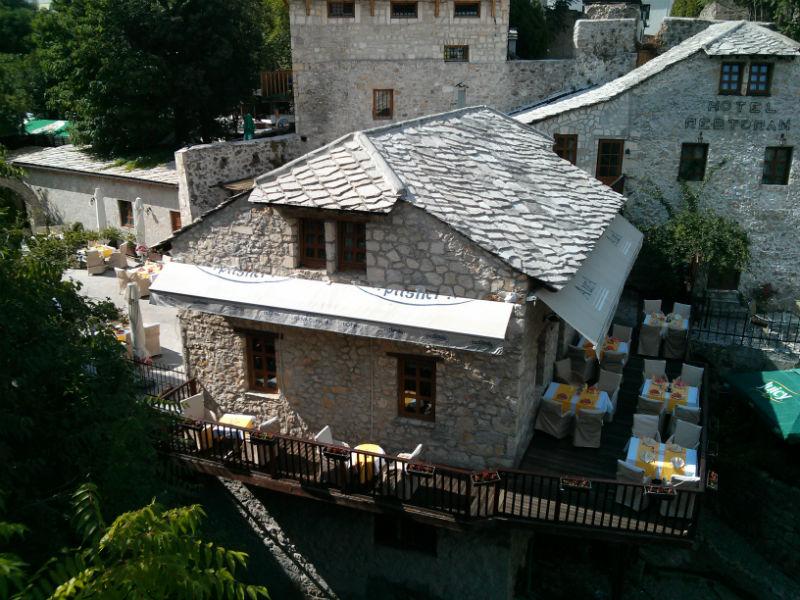 Kriva cuprija Hotel Mostar
