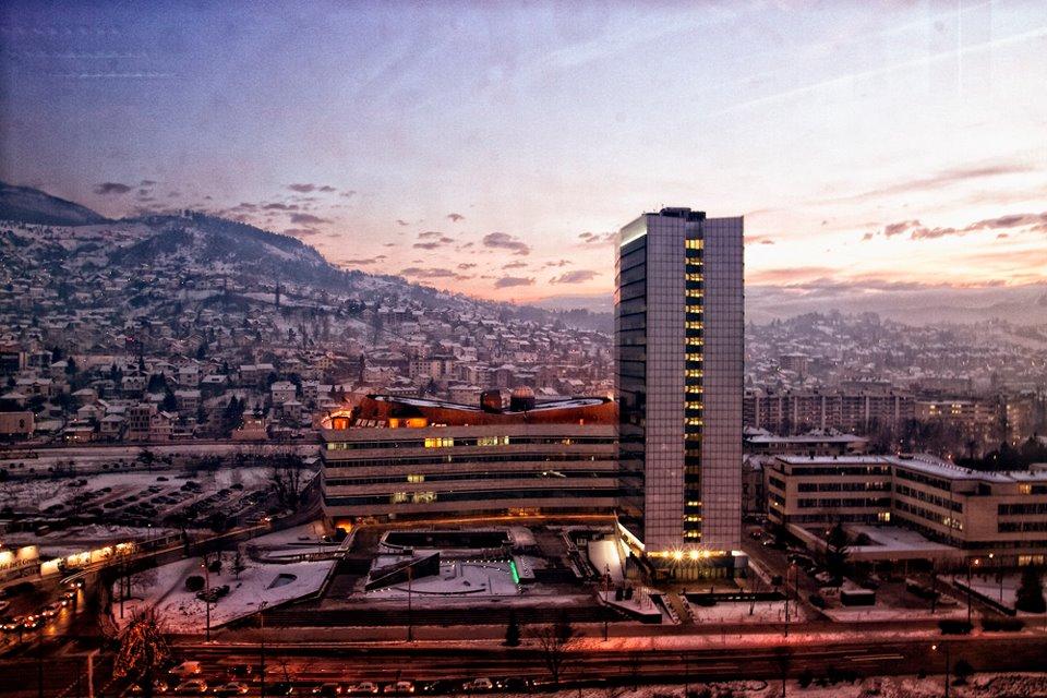 Hotel Novotel Bristol Sarajevo