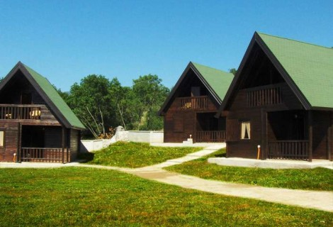Turističko naselje Kolibe Bogetići