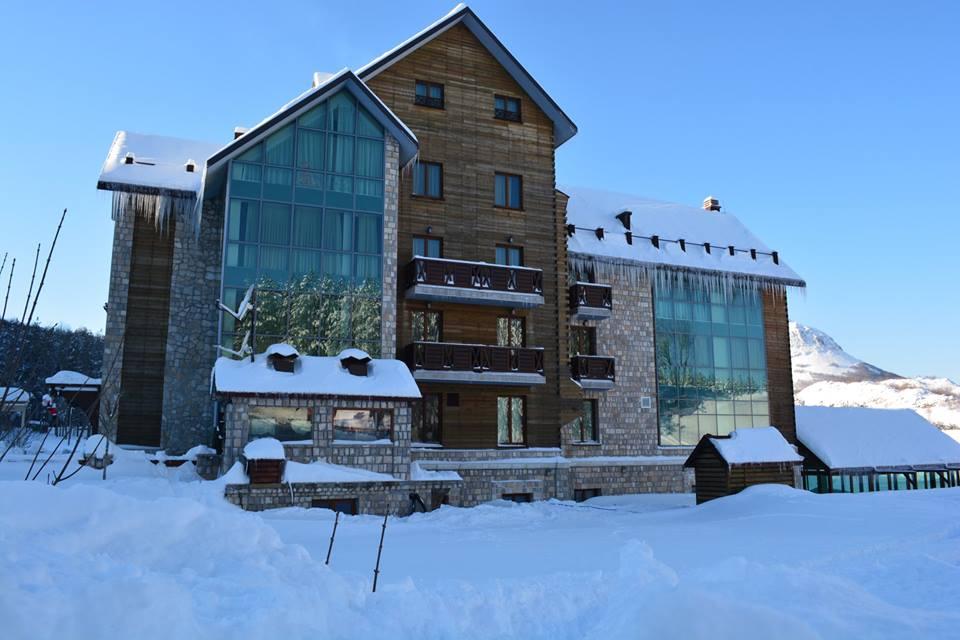 Hotel Monte Rosa Nacionalni Park Lovćen Cetinje