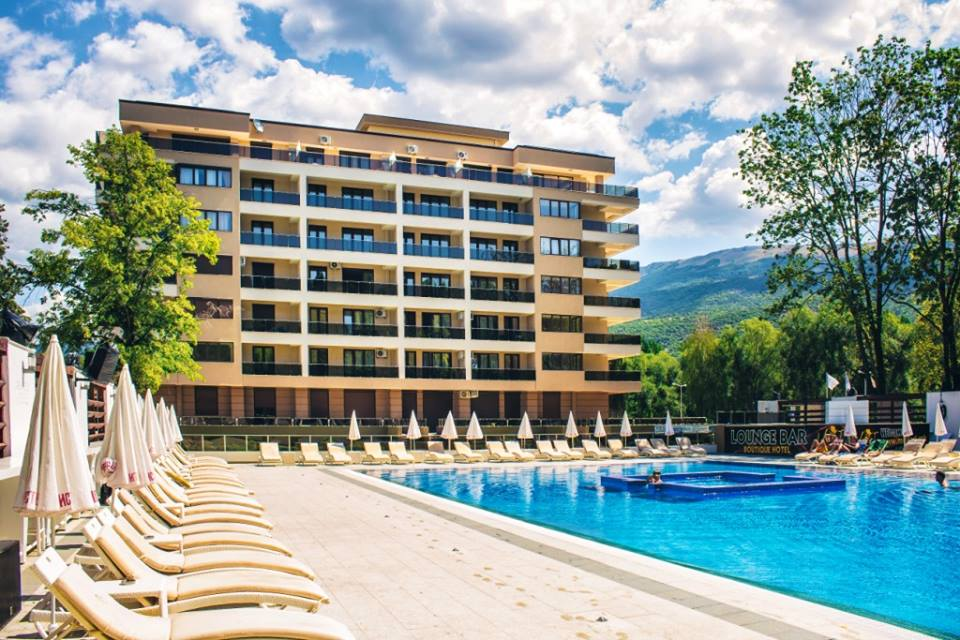 City Palace Hotel Ohrid Macedonia