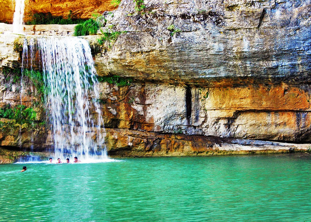 Reka Miruša – kanjon Miruše