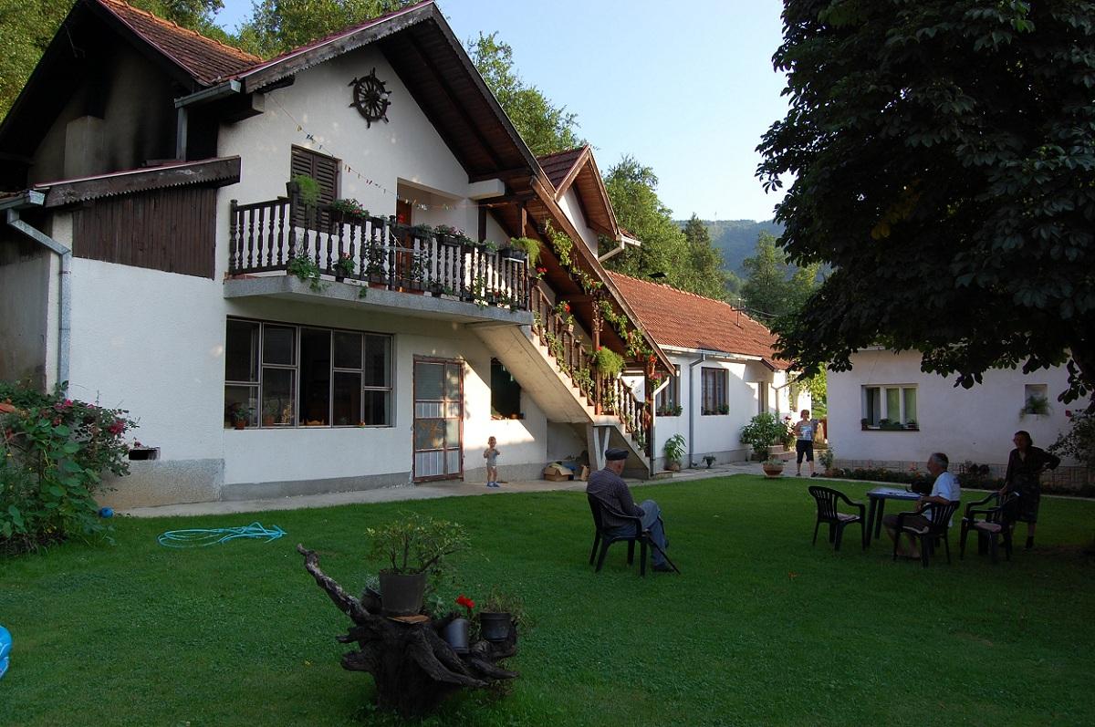 Zlakusa village – rural household 141
