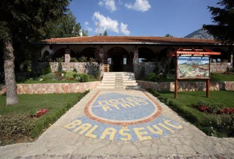 Turističko – sportski centar Balašević Rtanj