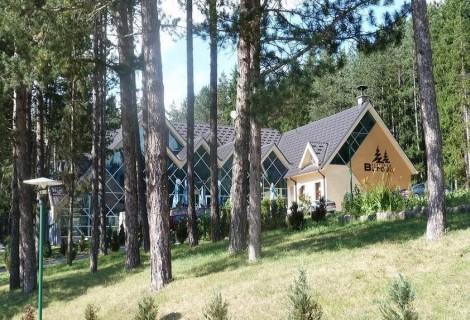 Borovi Hotel Sjenica