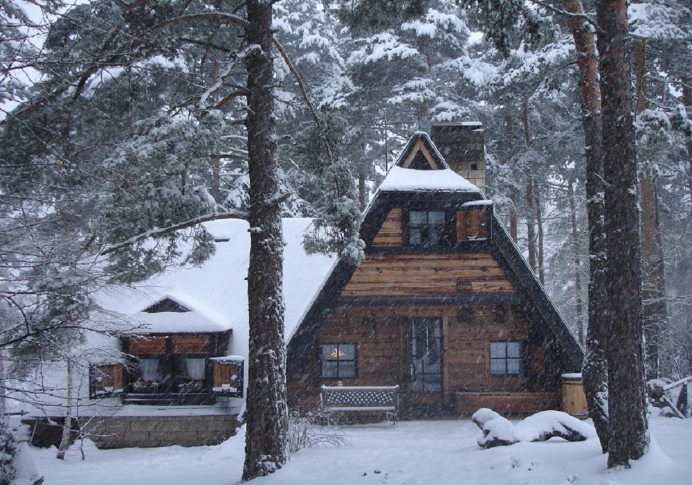 Zeleni Cardaci Green Lodges Tara Mountain