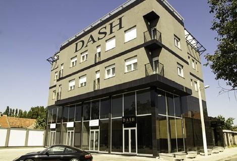 Dash Star Hotel Novi Sad