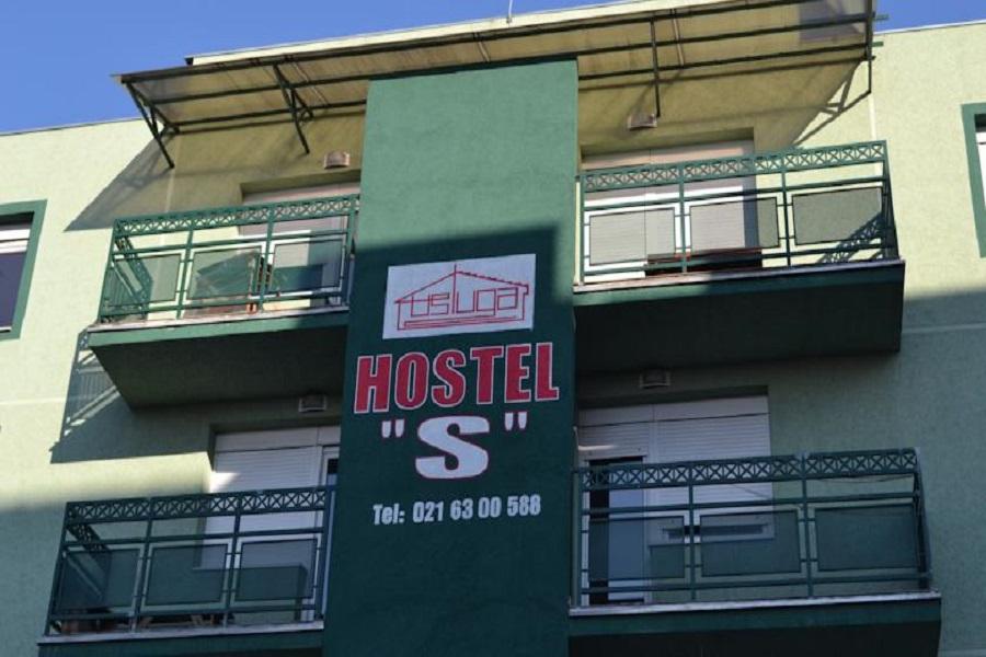 S Hostel Novi Sad