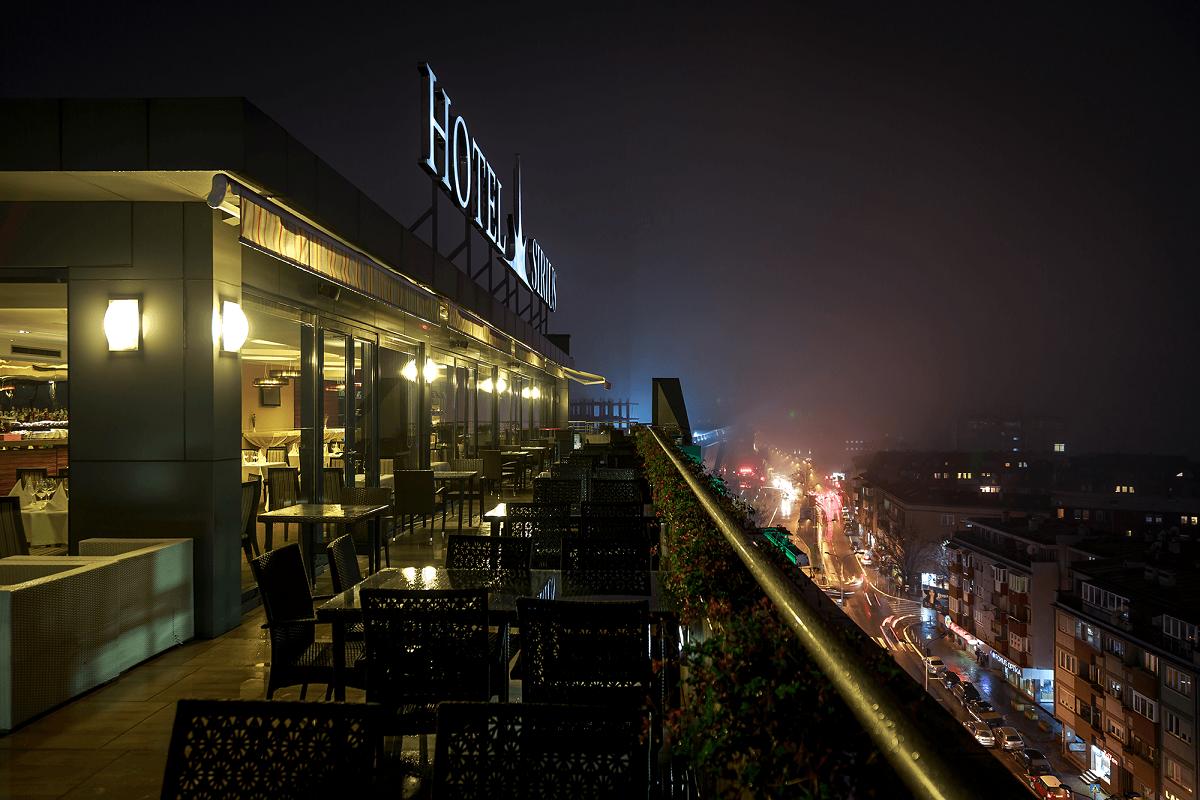 Hotel Sirius Priština