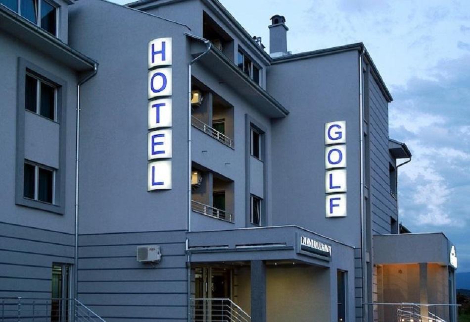 Hotel Golf Kruševac