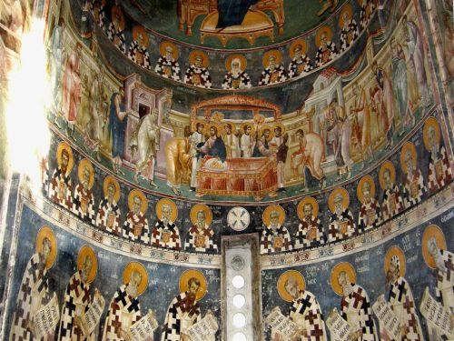 saint george monastery staro nagori u010dane village