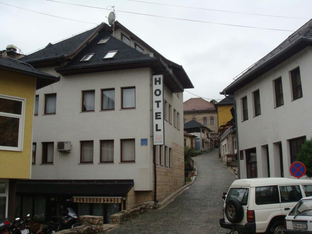 Stari grad Hotel Jajce