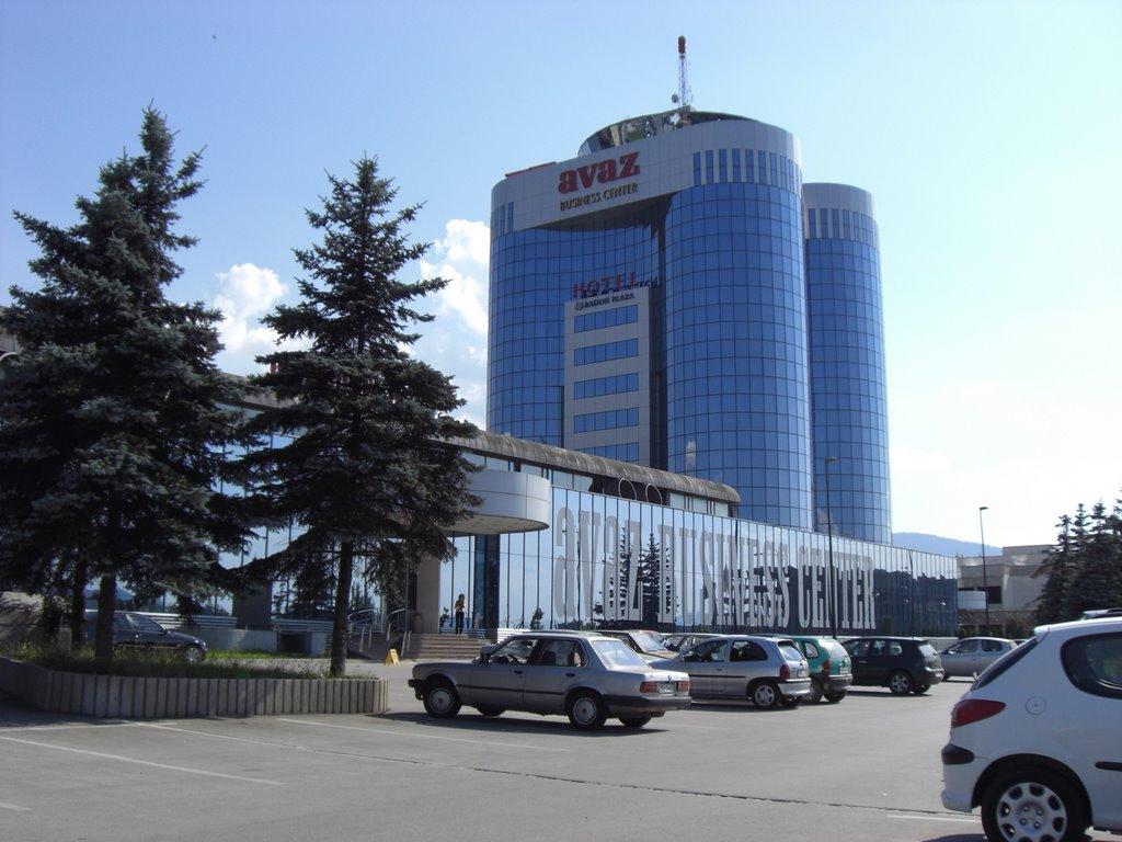 Hotel Radon Plaza Sarajevo