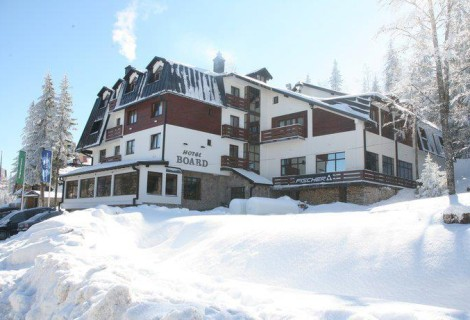 Board Hotel Jahorina Mountain