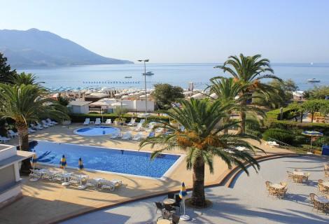 Hotel Montenegro Beach Resort Bečici