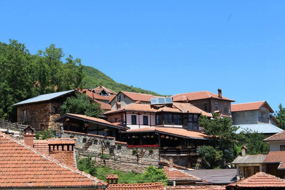 Kutmičevica Boarding House and Restaurant Vevčani