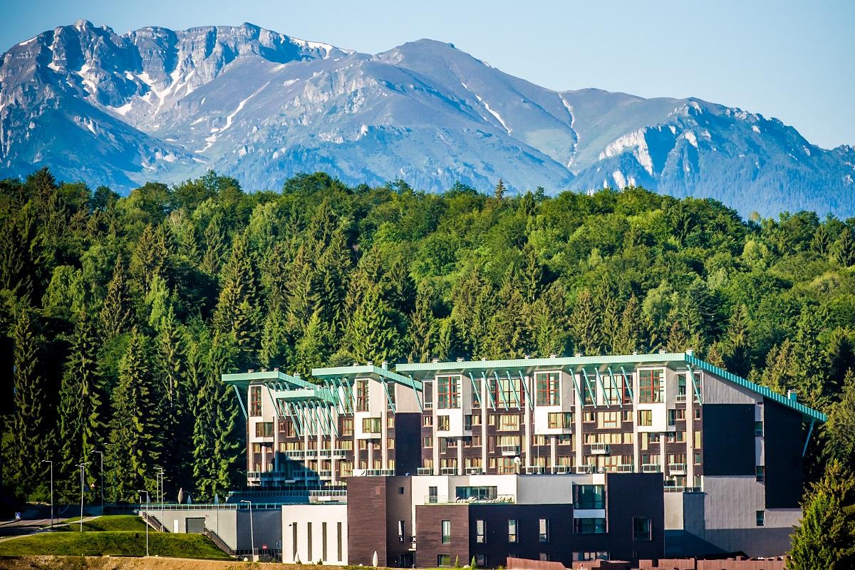 Apart Hotel Aducco Silver Mountain Poljana Brasov