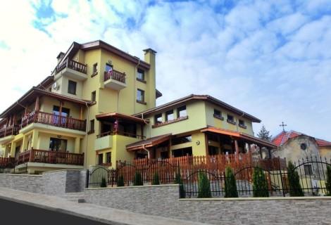 Hotel Rusenski Lom Košov Ruse