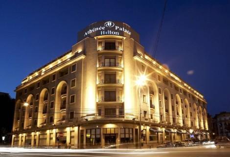 Hotel Athenee Palace Hilton Bukurešt