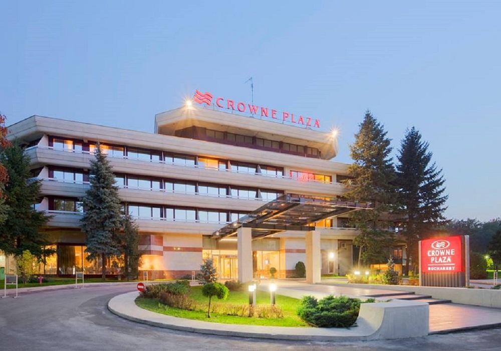 Hotel Crowne Plaza Bukurešt