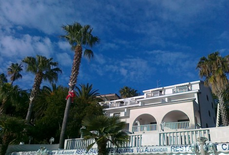 Hotel Villa Aleksandar Herceg Novi