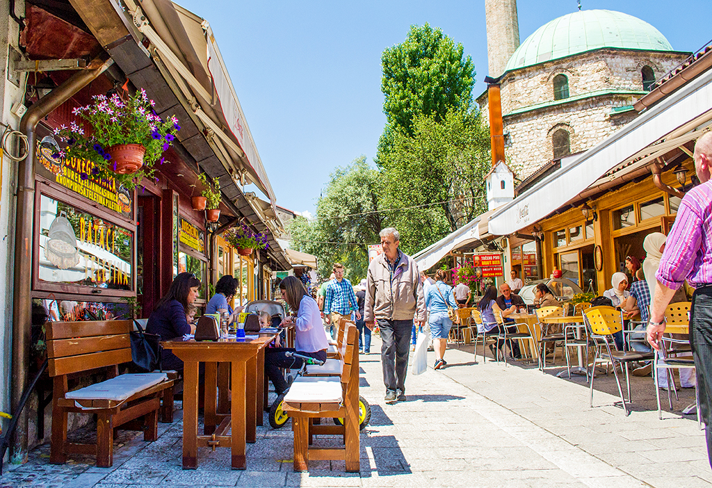 Old Town Hotel Sarajevo