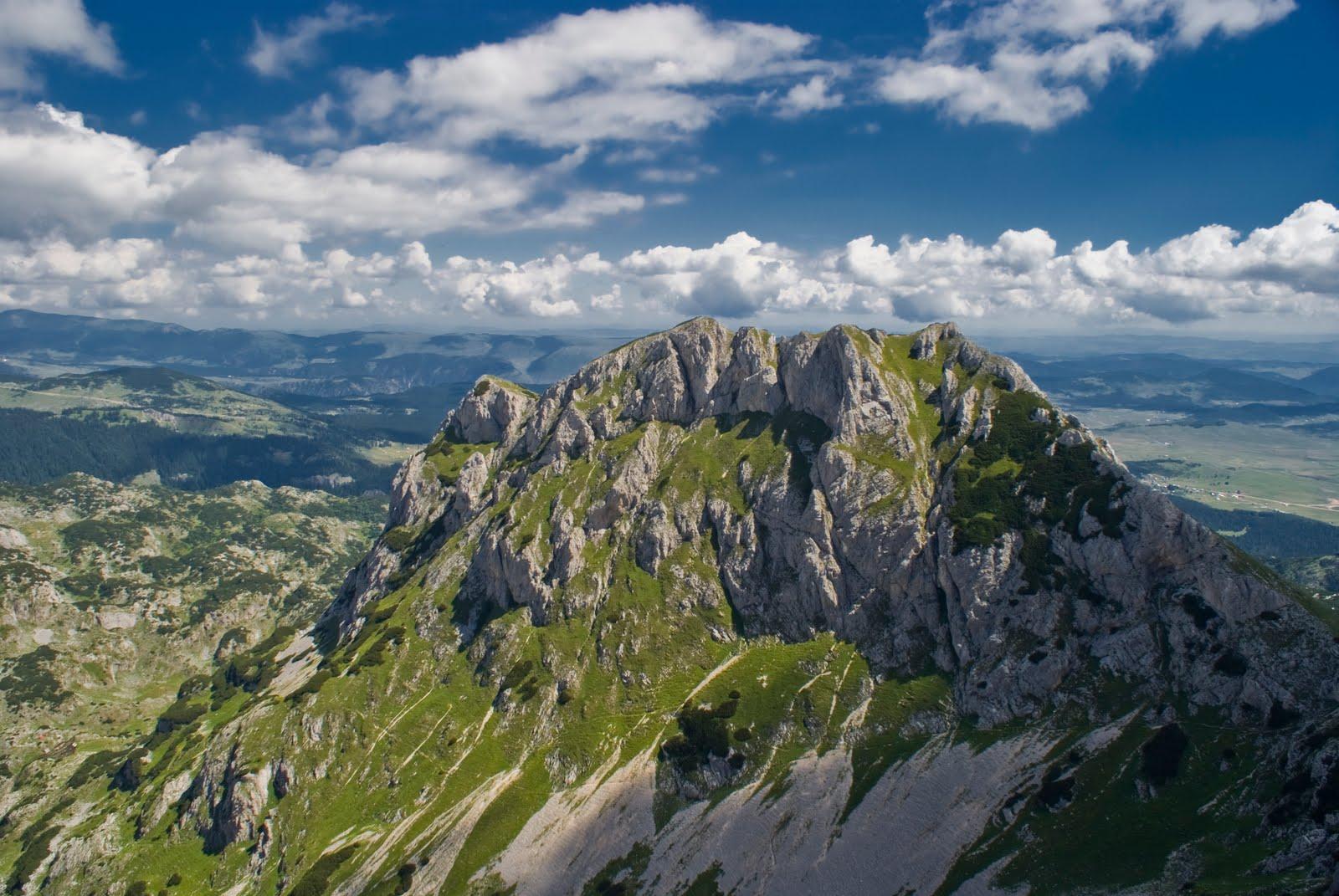 Planinarenje u Crnoj Gori TEŠKA TURA