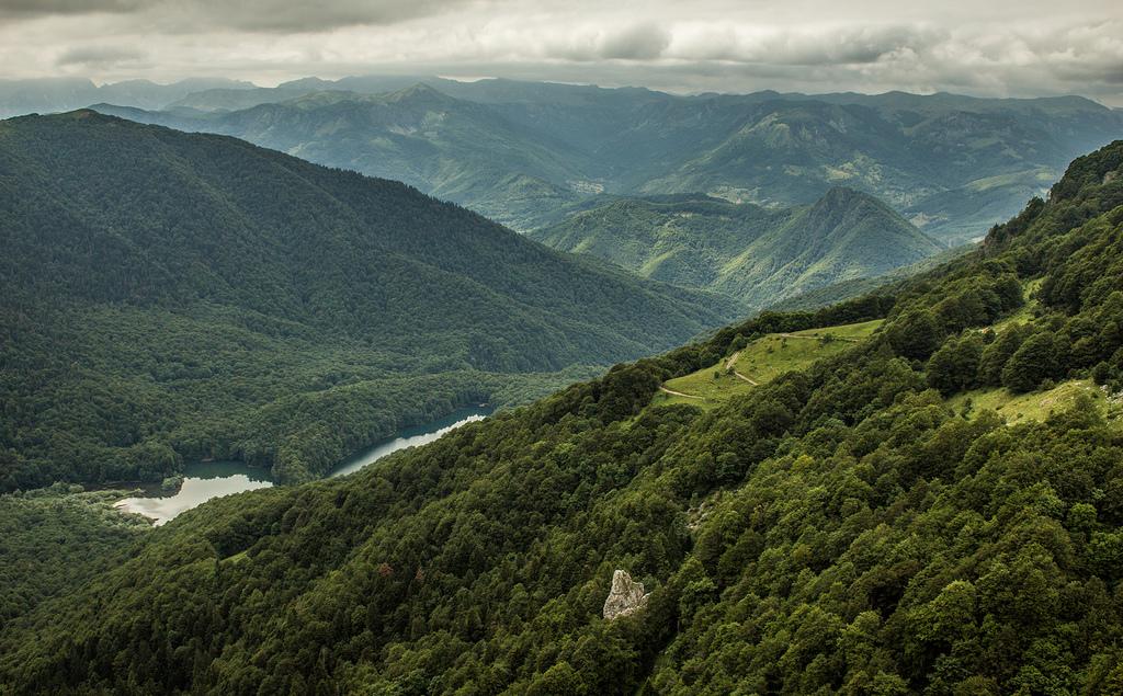 Crna Gora planinarska tura SREDNJA