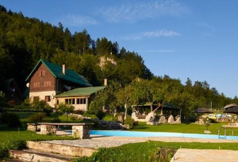 """""""Bijele Vode"""" Hunting and tourist hub Gorazde"""