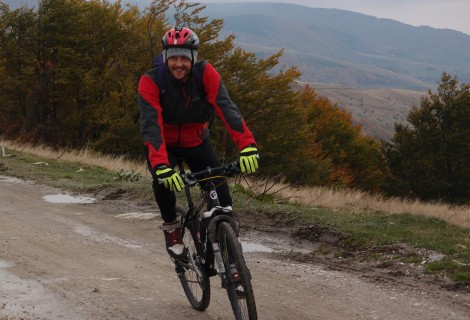 Cycling Serbia's Southern Mountains
