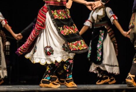 """""""Kolo"""" Professional National Folk Dance Ensemble"""