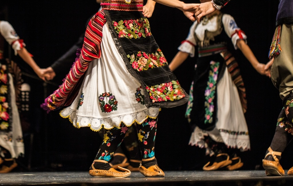 """Kolo"" Professional National Folk Dance Ensemble"