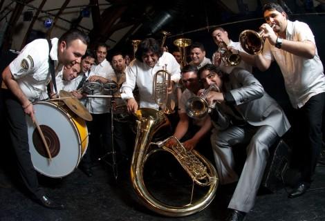 Boban and Marko Marković Brass Band