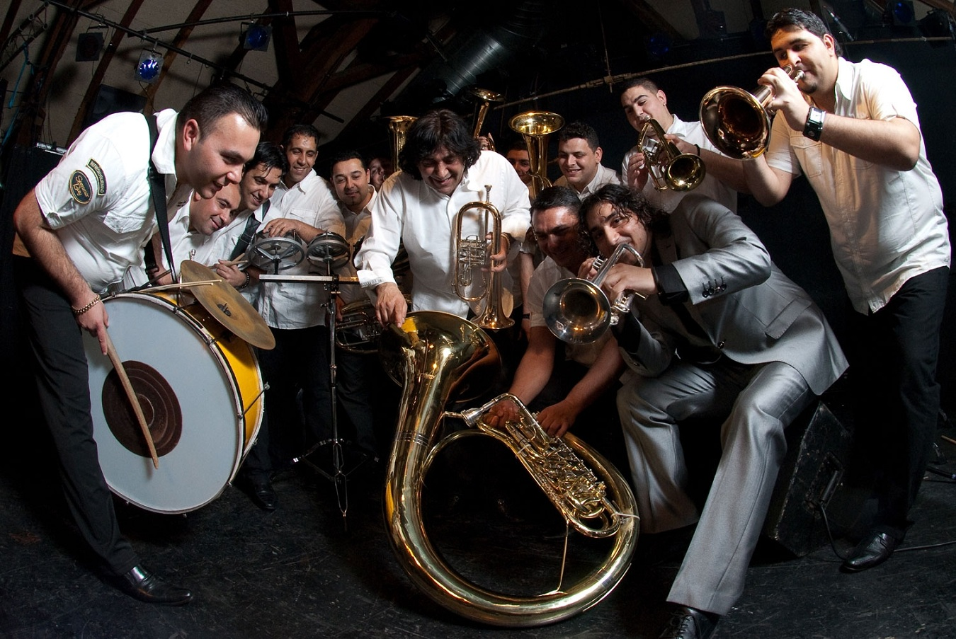 Boban and Marko Marković Brass Band