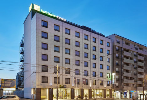Holiday Inn Express City Hotel Belgrade