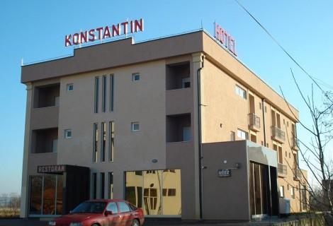 Hotel Konstantin Laplje selo