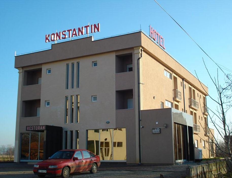 Konstantin Hotel Laplje Selo