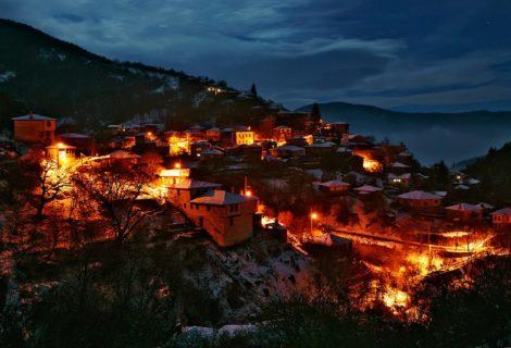 Turistički kompleks Kosovo kuća – Kosovo Houses Rodopi