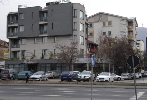 City Park Hotel Skopje